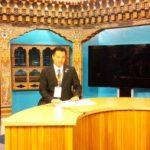 ブータンの新聞社、TV局、ラジオ局に訪れる
